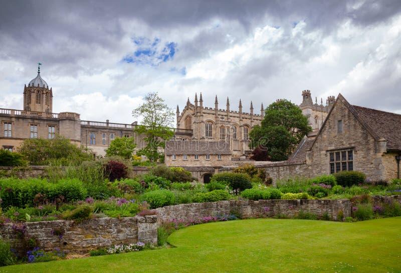Christ Church War Memorial Garden Oxford Oxfordshire South East stock photo