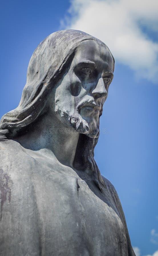 christ de janeiro redeemer rio arkivfoto