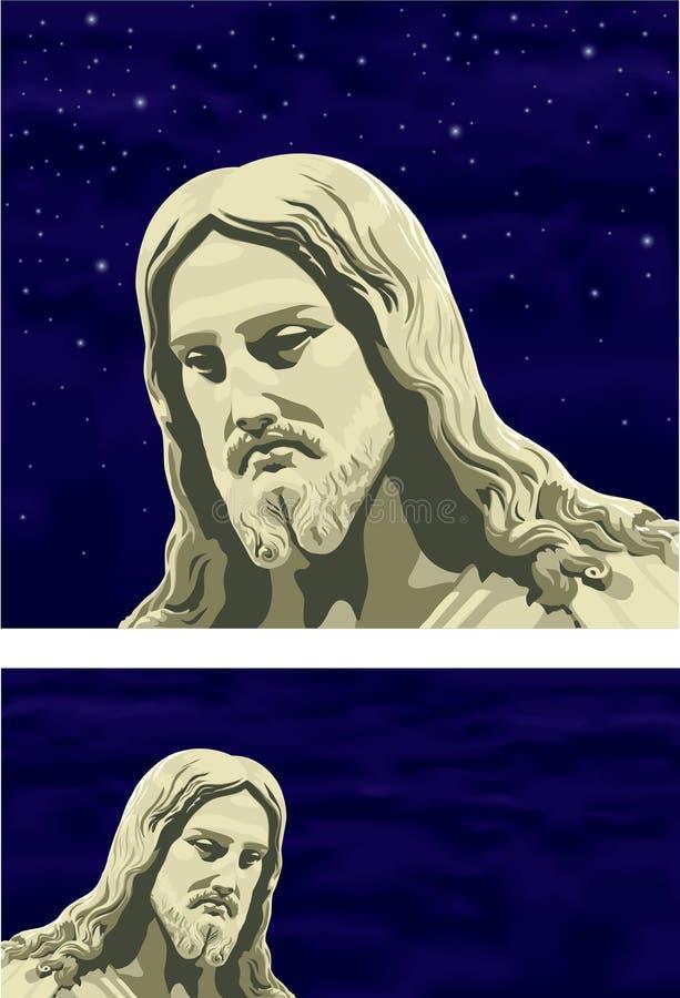 Download Christ stock vector. Image of blue, alpha, savior, easter - 43243459
