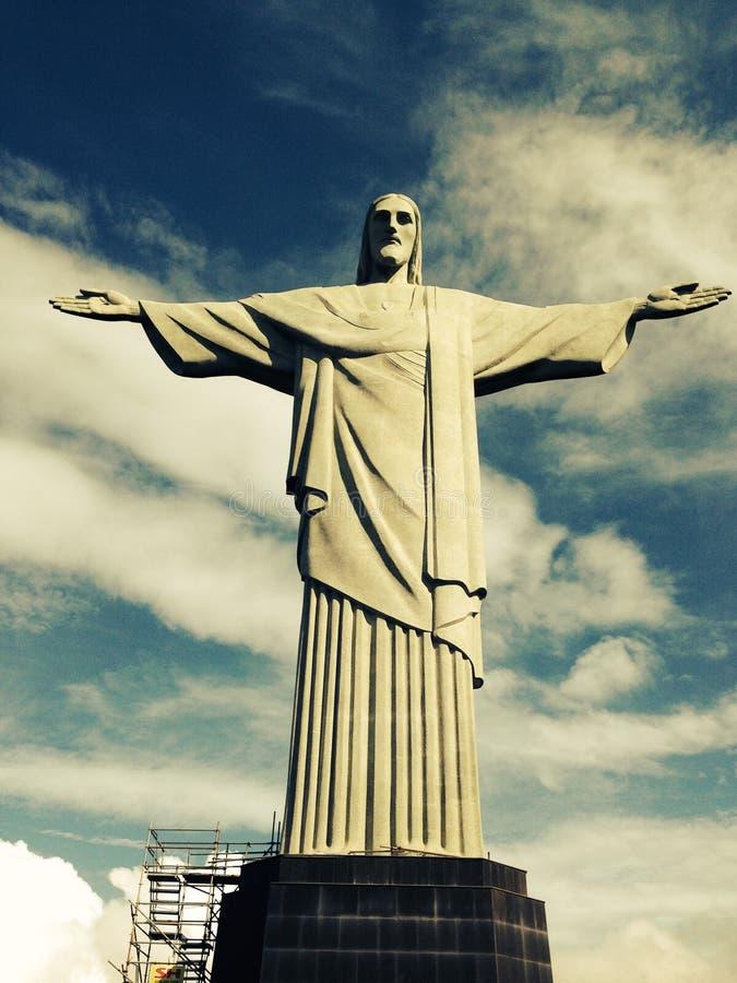 Christ il Redeemer immagine stock libera da diritti