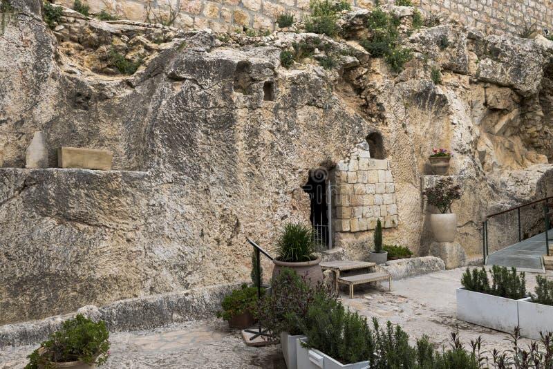 Усыпальница Израиль Иисуса Христа стоковое фото