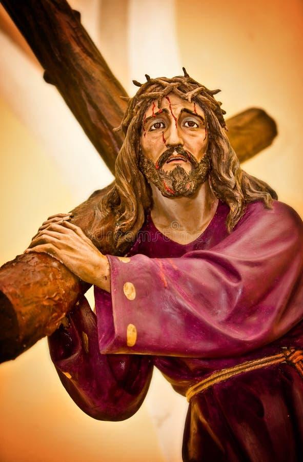 Christ Jesus Arkivbild