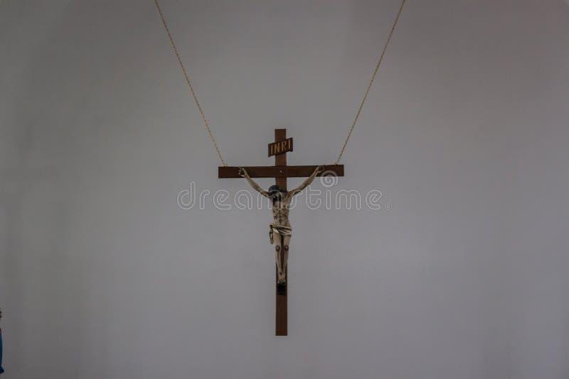 christ kors royaltyfri foto