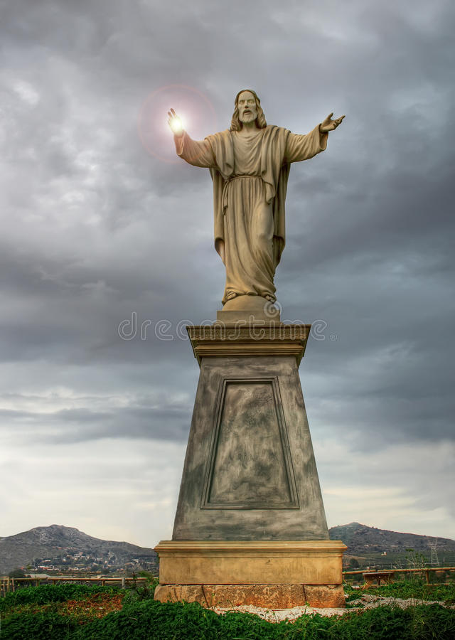 Free Christ Miracle Stock Images - 12325544