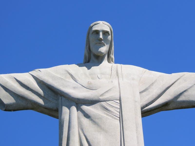 Christ o Redeemer - Rio de Janeiro imagens de stock royalty free