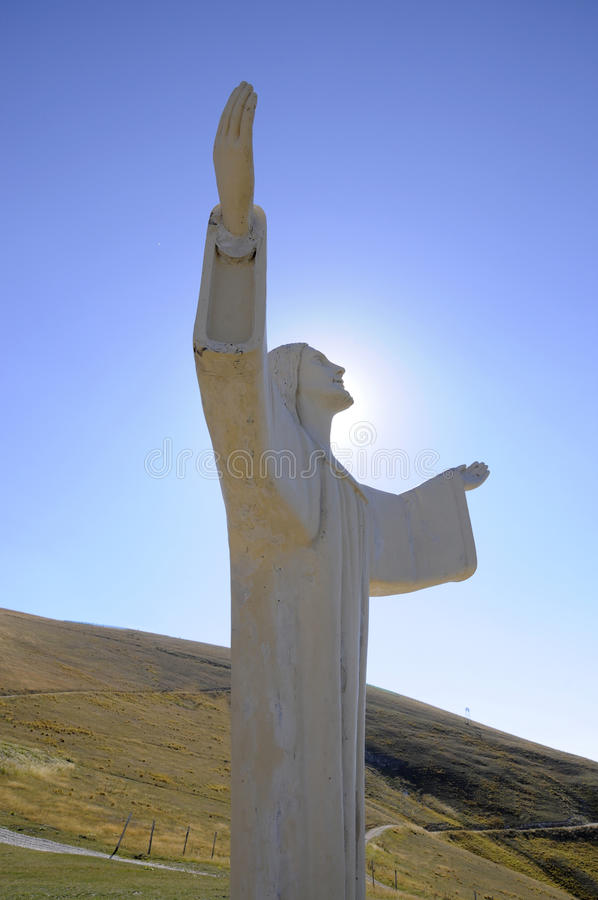Download Christ with open arms stock photo. Image of christian - 34056342