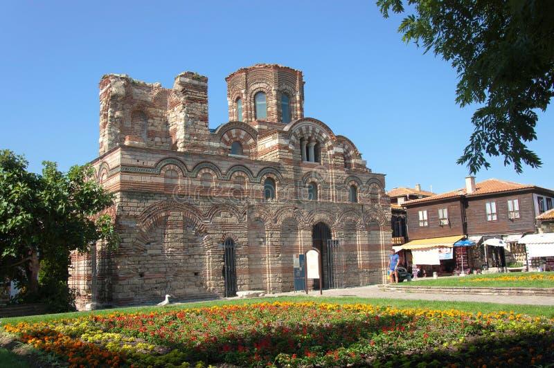 Christ Pantokrator Church stock photos