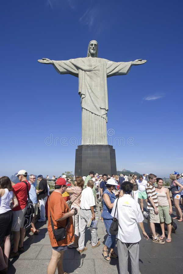 Download Christ the Redeemer editorial stock photo. Image of landmark - 4574428
