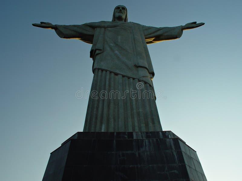 christ redeemer fotografering för bildbyråer