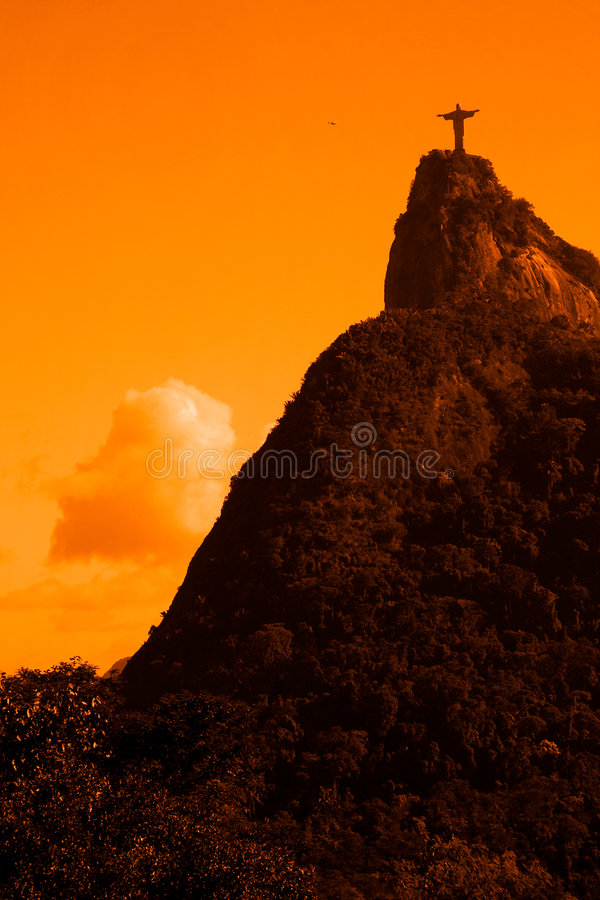 Download Christ The Redeemer Statue Stock Photography - Image: 6551812
