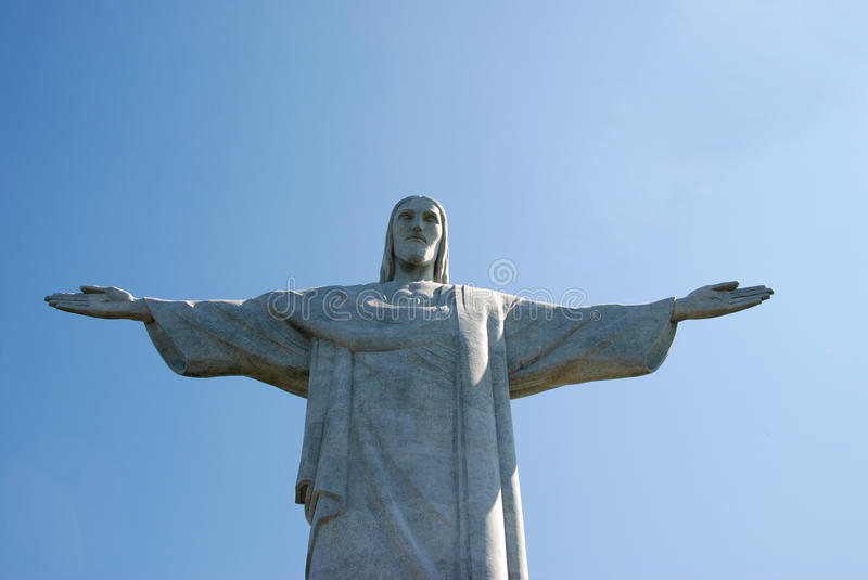 Download Christ The Redeemer In Rio De Janeiro, Brazil Stock Image - Image: 16039651