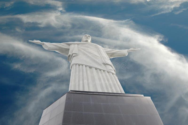 Download Christ The Redeemer, Rio De Janeiro, Brazil. Stock Image - Image: 24898095