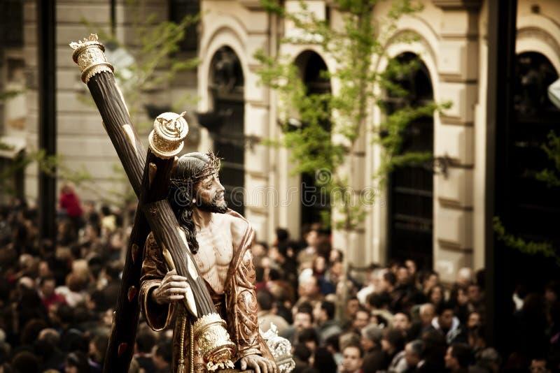 Christ-Statue stockbilder