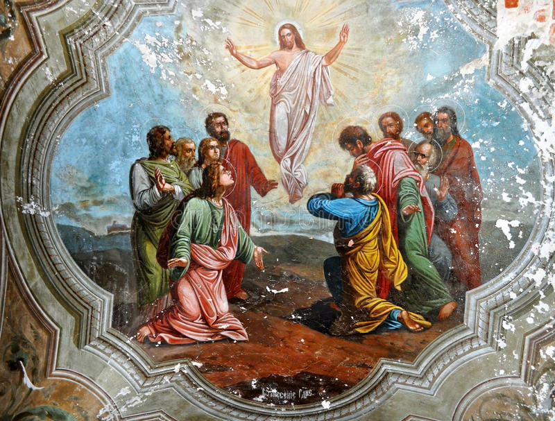 christ wskrzeszanie zdjęcie royalty free