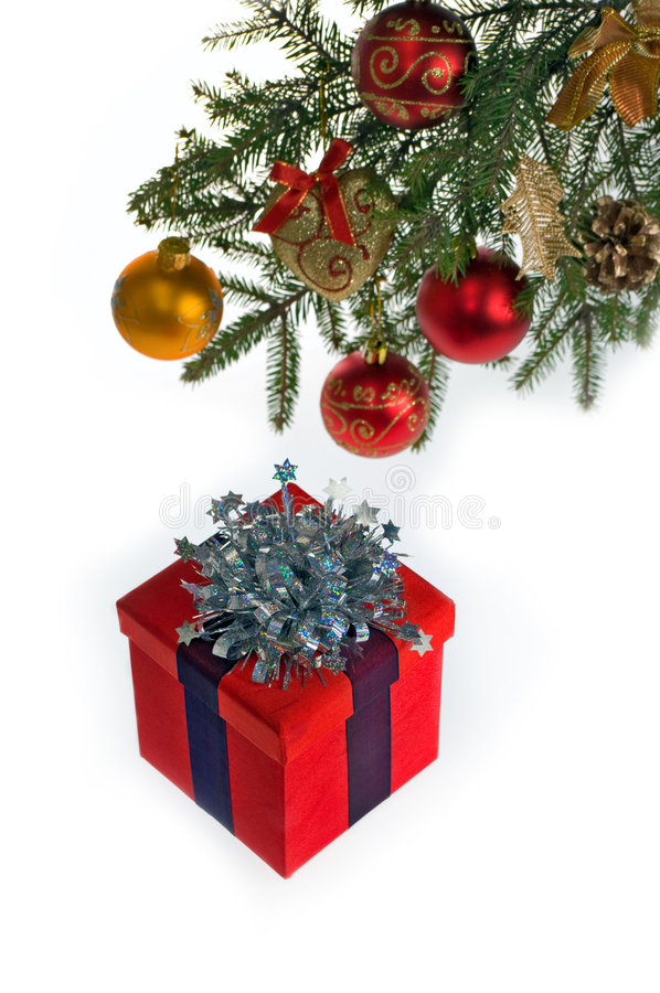Christass gifts stock images