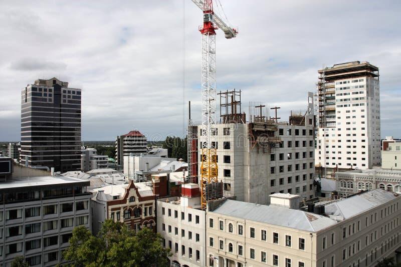 Christchurch royalty-vrije stock afbeelding
