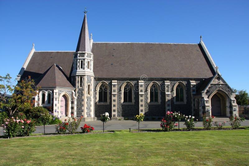Christchurch stock afbeelding