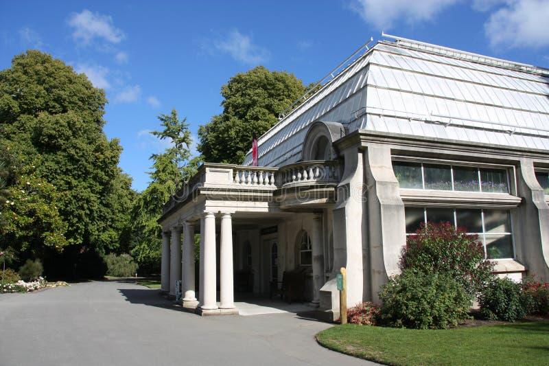 Christchurch royalty-vrije stock foto's