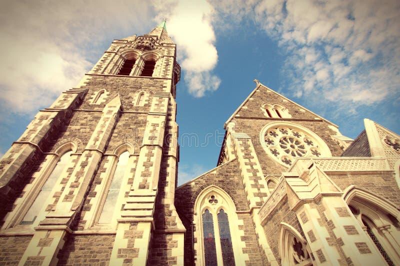 Christchurch stock foto's