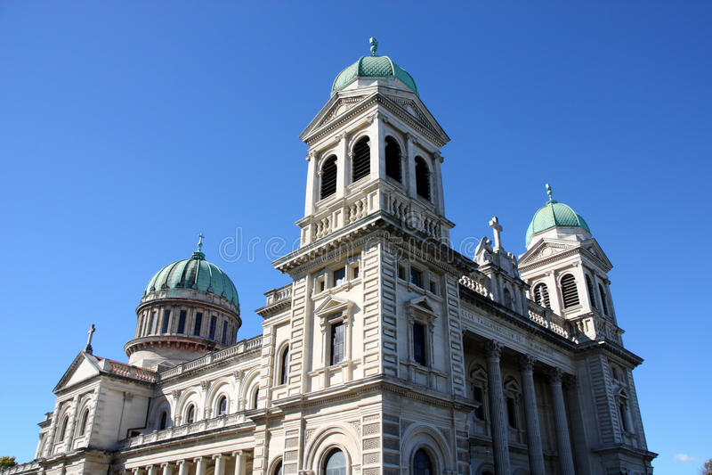 Christchurch, Nieuw Zeeland stock afbeeldingen