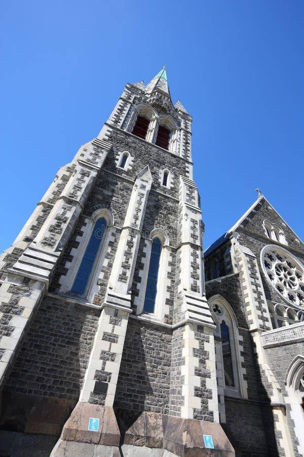 Christchurch, Nieuw Zeeland stock foto