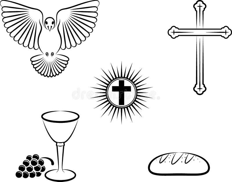 christentum vektor abbildung