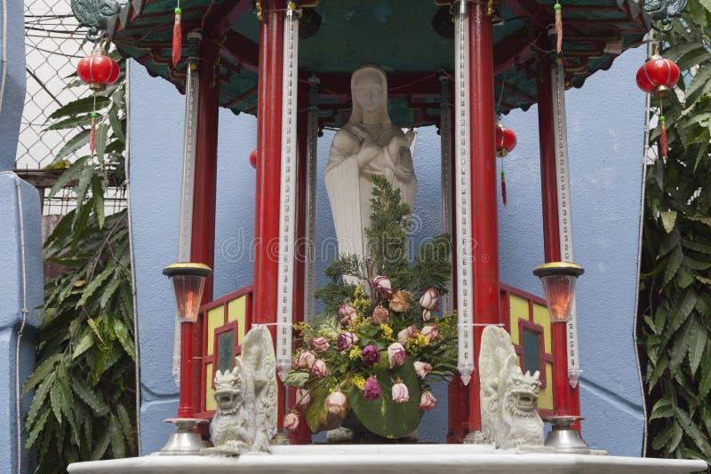 Christentum in Vietnam stockbilder