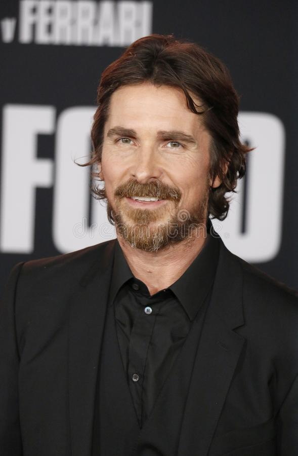 Christian Bale images stock