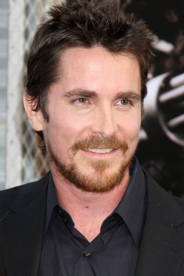Christian Bale lizenzfreie stockfotos