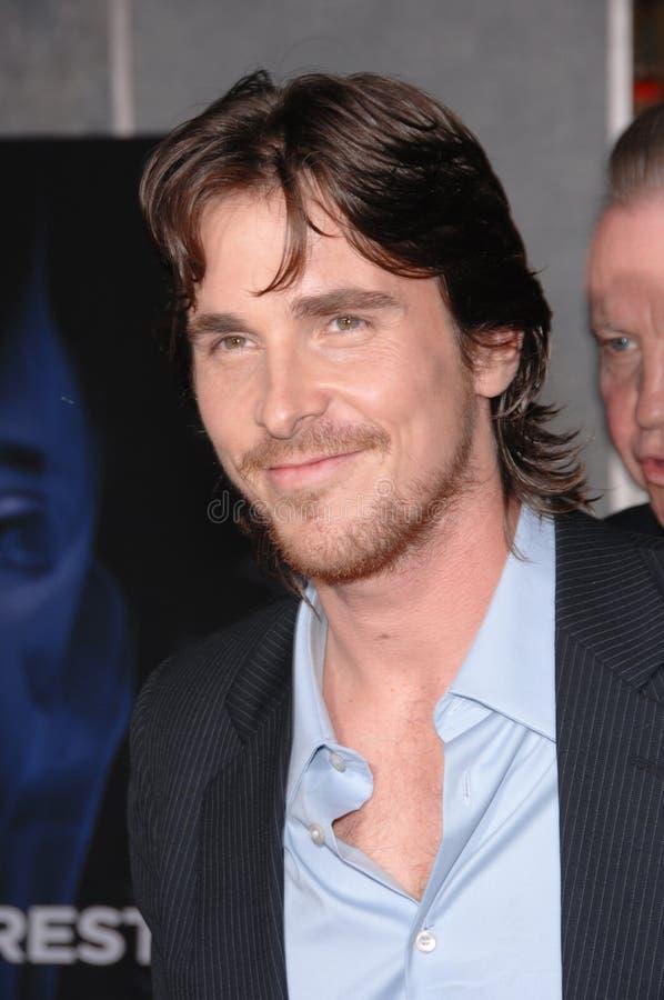 Christian Bale fotografie stock libere da diritti