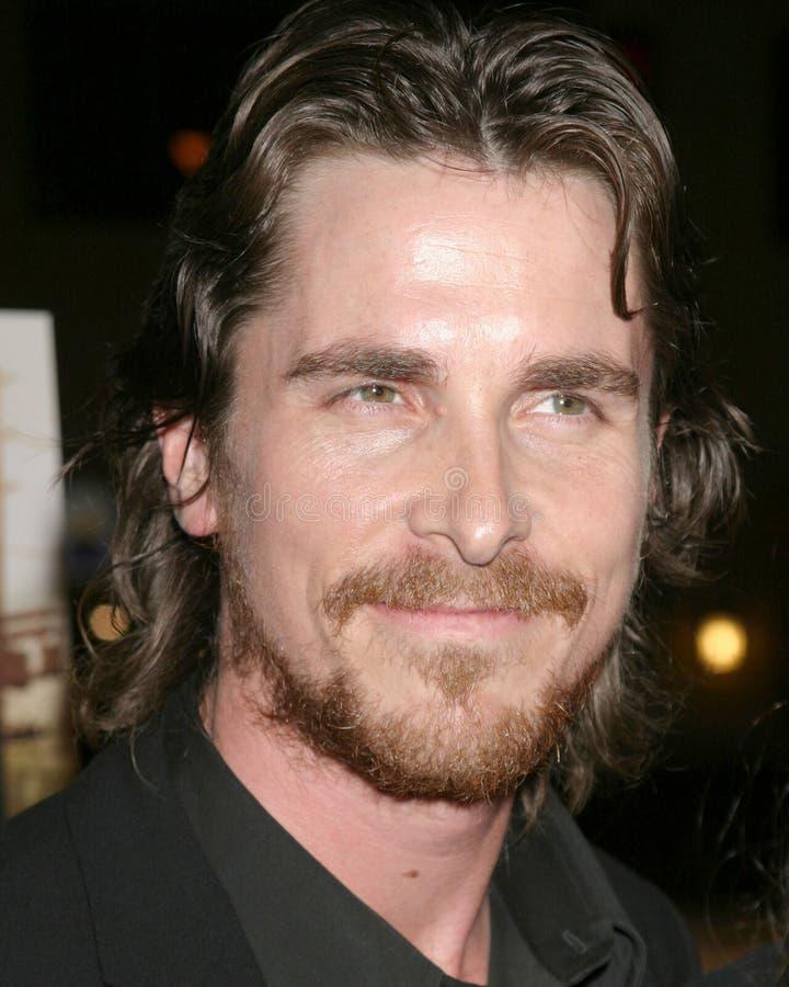 Christian Bale stockfotos