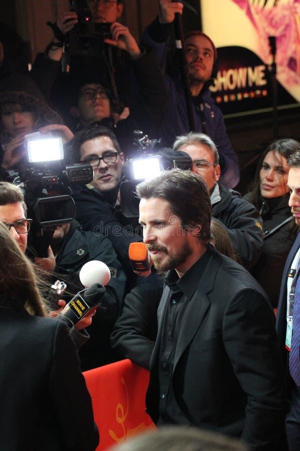 Christian Bale  stockbild
