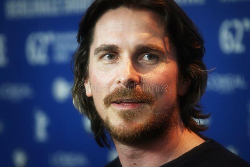 Christian Bale lizenzfreies stockfoto
