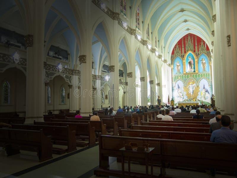 Christian Catholic Mass, pessoa, religião imagens de stock royalty free