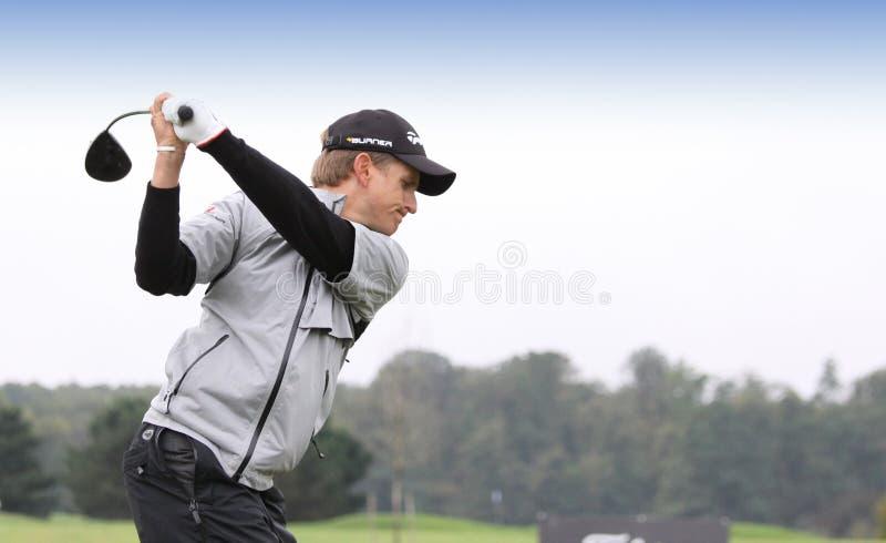 Download Christian Cevaer, Vivendi Golf Cup, Sept 2010 Editorial Stock Image - Image: 16277614