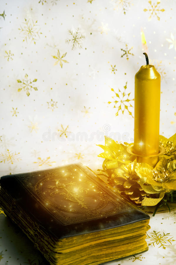 Christian Christmas Stock Photography