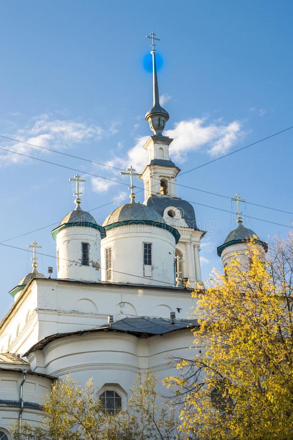 Christian Church, Russia royalty free stock images
