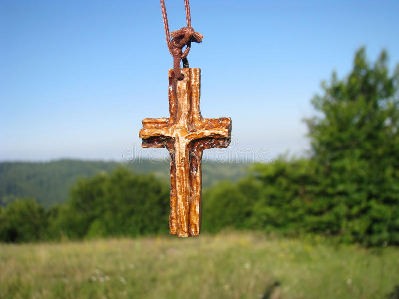 Download Christian cross stock image. Image of christian, belief - 10148185