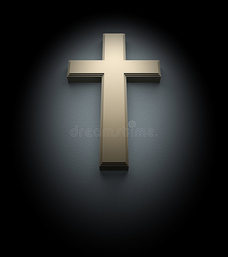 Free Christian Cross Royalty Free Stock Photos - 1766998