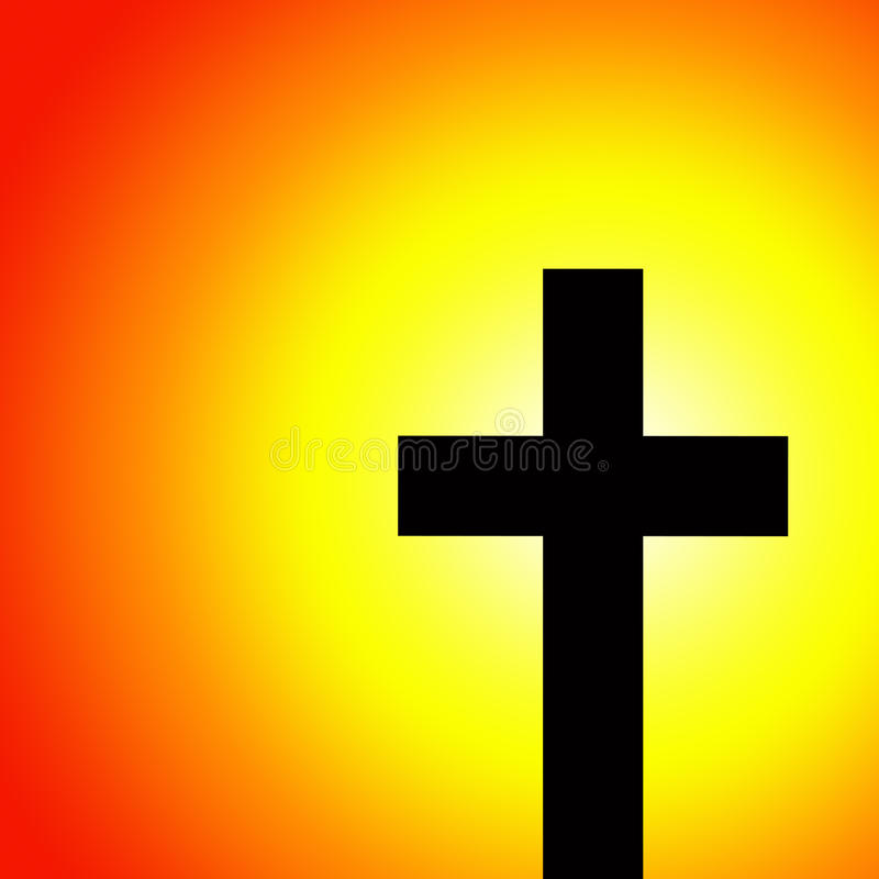 Download Christian cross stock illustration. Image of holy, religious - 17946945