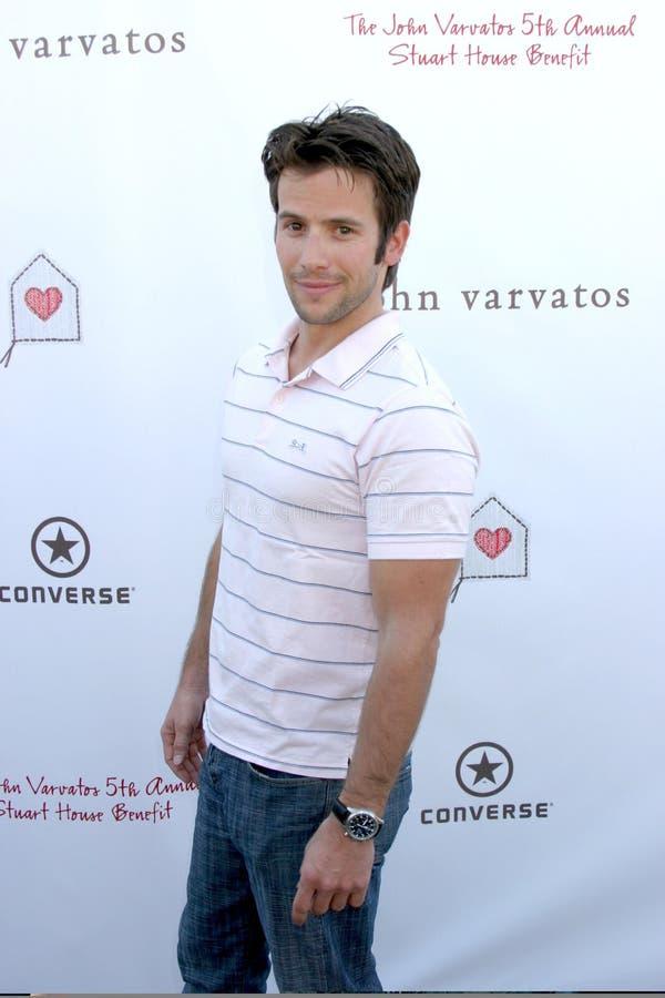 Christian Oliver stock photo