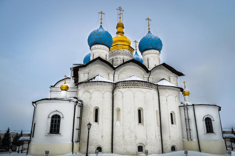 Christian orthodox cathedral stock images