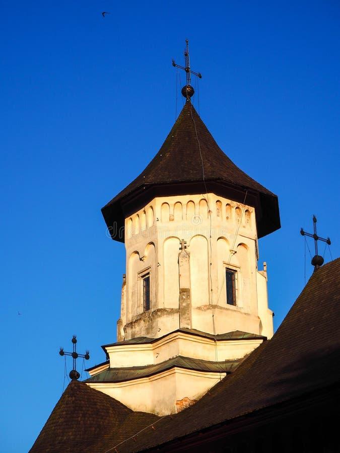 Christian Orthodox Church des Sucevita-Klosters lizenzfreies stockfoto