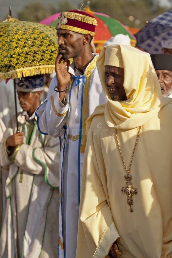Christian Orthodox priests royalty free stock photos