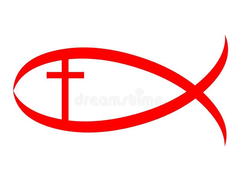 christian ryb royalty ilustracja