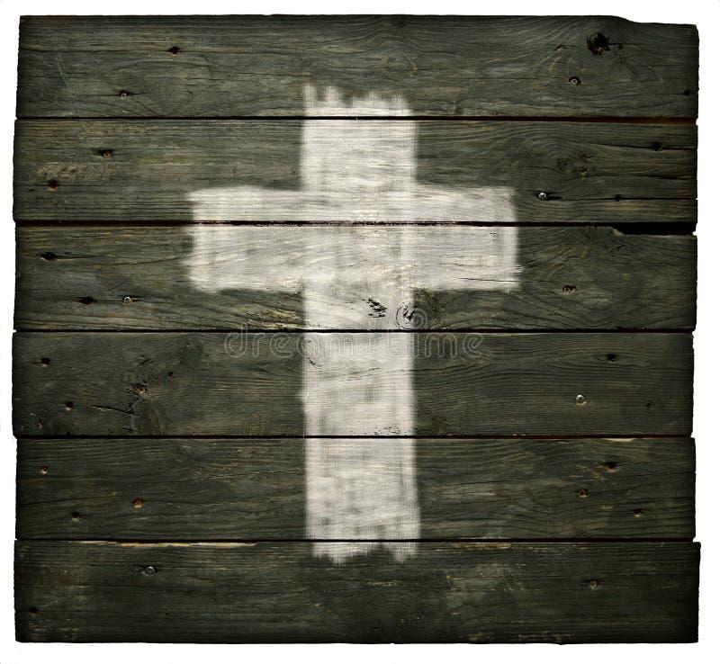 christiana krzyż obrazy stock