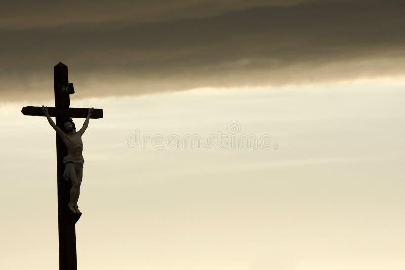 christiana krzyż zdjęcie stock