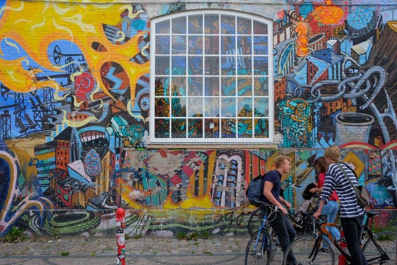 Christiania image libre de droits