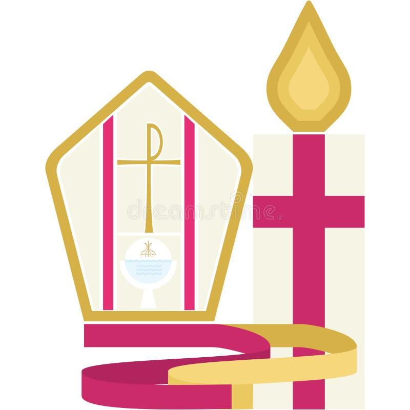 Download Christianity stock illustration. Illustration of tiara - 20241331