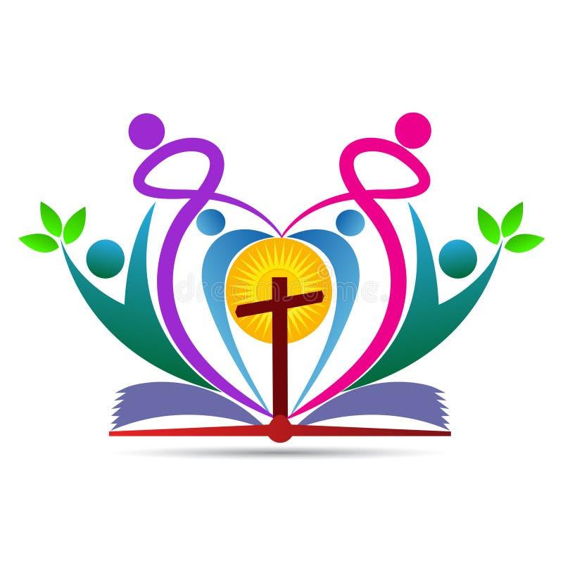 christianity ilustração royalty free